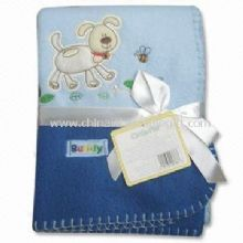 30 x 36-inch Polyester Baby Blanket images
