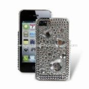 Case for Apple iPhone 4 Made of Polycarbonate and Aluminum images