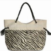 Paper Straw Beach Bag images
