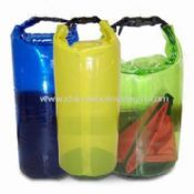 Radio Frequency Welded Dry Bags Made of Transparent PVC images