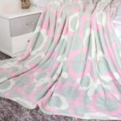 Soft and Comfortable Long Wool Thick Velveteen Blanket images