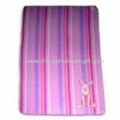 Soft Printed Fleece Baby Blanket images