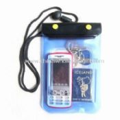 Waterproof Bag Designed for Mobile Phones or MP3 Players images