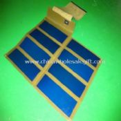 24W/12V Amorphous Foldable Portable Solar Charger images