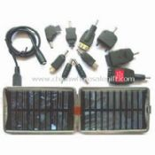 Solar Universal Charger for Mobile Phone Camera and MP3/MP4 Players images