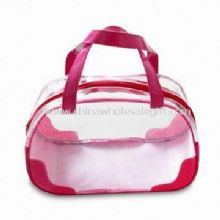 Waterproof PVC Tote/Cosmetic Bag images