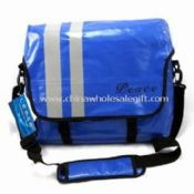 Waterproof Blue Laptop Bag Made of PVC/TPU images