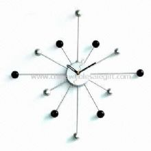 Grand Novelty Wall Clocks Made of MDF and Glass images