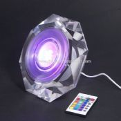 Mini Diamond Color Changing LED Mood Light images