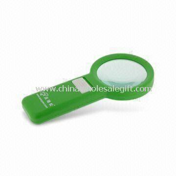 Portable Magnifier with LED Ideal for Promotional Gifts