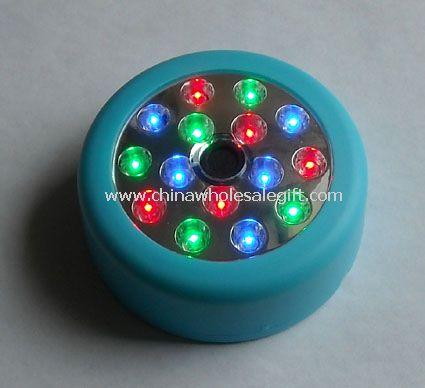 Color Changing Auto PIR Sensor LED Lamp