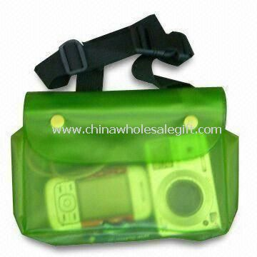 Beach PVC Waterproof Bag with Lanyard - Waterproof beach bag