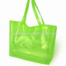 Waterproof PVC Beach Bag Available in Various Colors images