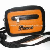 Camera Bag with Waterproof Zipper Made of TPU Material images