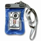Waterproof Bag Measures 11 x 17cm Suitable for Beach Use images