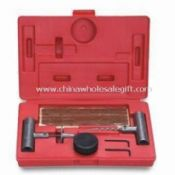 Zinc Alloy Car Tool Kit with 8-inch String and Lube Used for Tubeless Tire Repair images