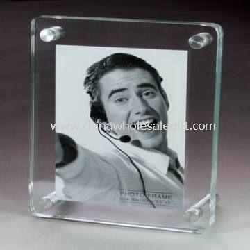 K9 optical crystal photo frame