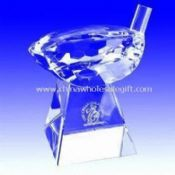 Crystal Golf Trophy for Golf Sports Winners images