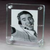 K9 optical crystal photo frame images