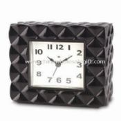 Table Alarm Clock with Die-cast Bezel Case images