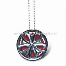Chrome Wheel Hanging Air Freshener images