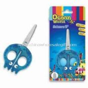 5-inch Craft Scissor in Fun Octopus Design Made of Stainless Steel and ABS images