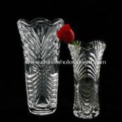Crystal Glass Vases Suitable for Centerpiece images