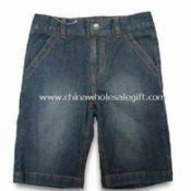 Garment Wash Mens Jean Made of 100% Cotton images