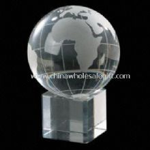 Crystal globe images