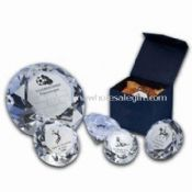 Crystal Clear Diamond Paperweights Suitable for Wedding Gift images