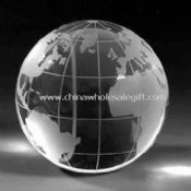 Crystal Globe Can be Used as Paperweight Packed in Gift Box images