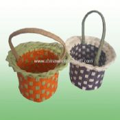 Straw handmade eco-friendly Gift Basket images
