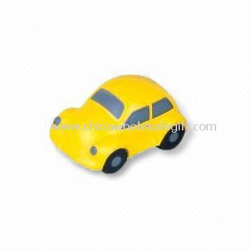 Foam PU Ball/Stress Car Suitable for Children and Promotions