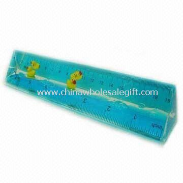 Liquid Triangle Ruler Measuring in 200 x 40 x 40mm