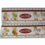 3D Lenticular Ruler Made of PET Material Ideal for Promotional Purposes images