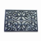 Elegant Touch Door Mat/Rug for Any Floor Surface Made of Rubber images