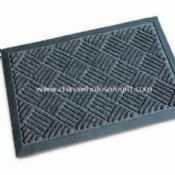 Polypropylene Surface and Rubber Back Floor Mat images