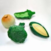 Stress Ball Available in Various Vegetables Shapes images