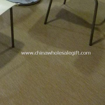 Plastic Flooring with Soft Backing or Hard Vinyl Layer