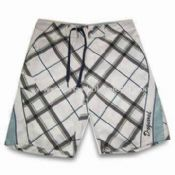 Fashionable Boardshorts for Men or Women Made of Cotton/Polyester images