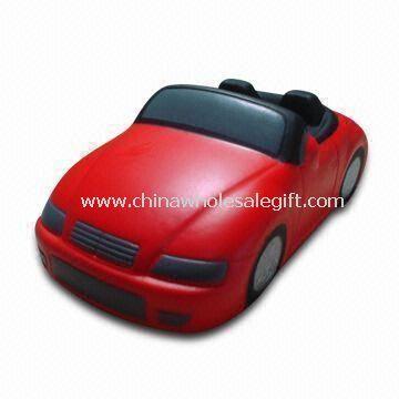 Bola de Stress em forma de carro de Roadster