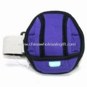 Neoprene Case Cover with Adjustable Sports Armband Belt Band for iPod images