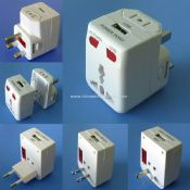 universal travel adaptor images