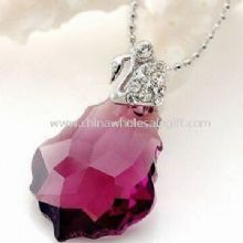 Crystal Pendant Made of Crystal Rhinestone and Zinc-alloy images