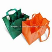 Eco-friendly Promotional Wine Bottle Carrier Bag images