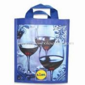 PP Woven Wine Bottle Carrier Bag for 6 Bottles images