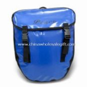 Waterproof Back-bike Bag with Hermetical Roll Closures images