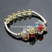 Fashionable Crystal Bracelet Made of Crystal Beads images