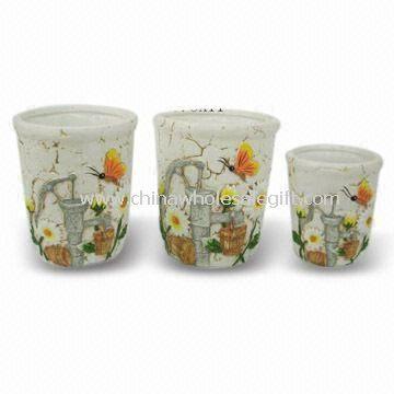 Keramické vázy, které jsou vhodné pro domácí dekoraci
