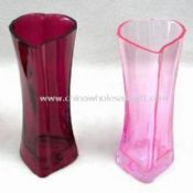 Home Decoration Heart-shaped Glass Vase images